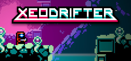 Xeodrifter - Title