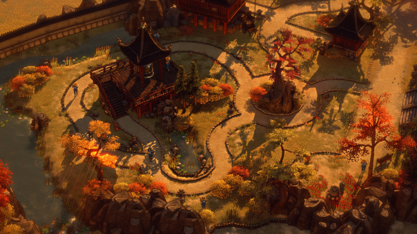 Shadow Tactics - Level