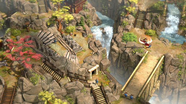 Shadow Tactics - Temple